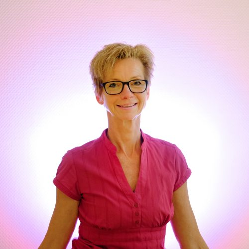 Simone Bentz, Vitus Yoga Trainerin und Stresscoaching